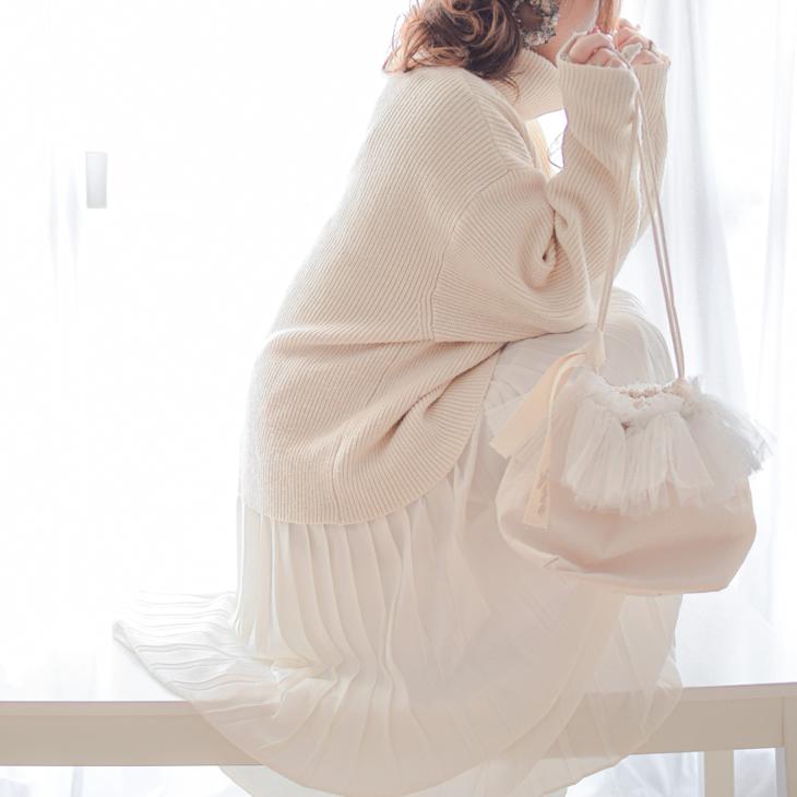 ママバッグ,巾着バッグ,名前入り,ママ手持ち1