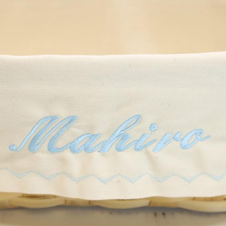 おむつケーキ,おむつバスケット,出産祝い,名前入り,おむつ入れ,おむつ収納,ブルー2