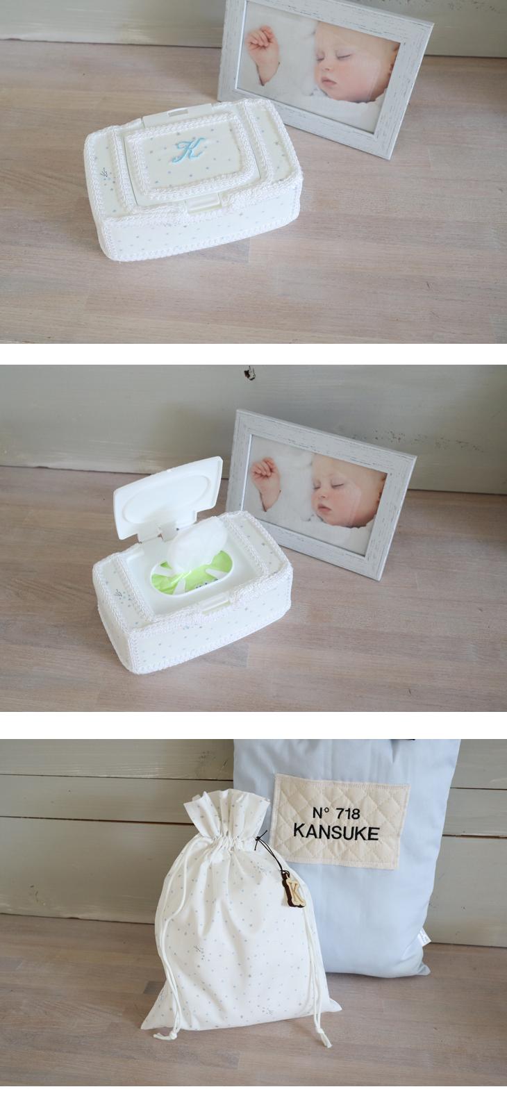 出産祝いギフトセット,星柄,男の子,イメージ2