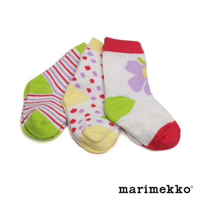 マリメッコ,靴下,ソックス,ベビー