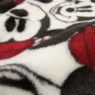 ミニーマウス,毛布