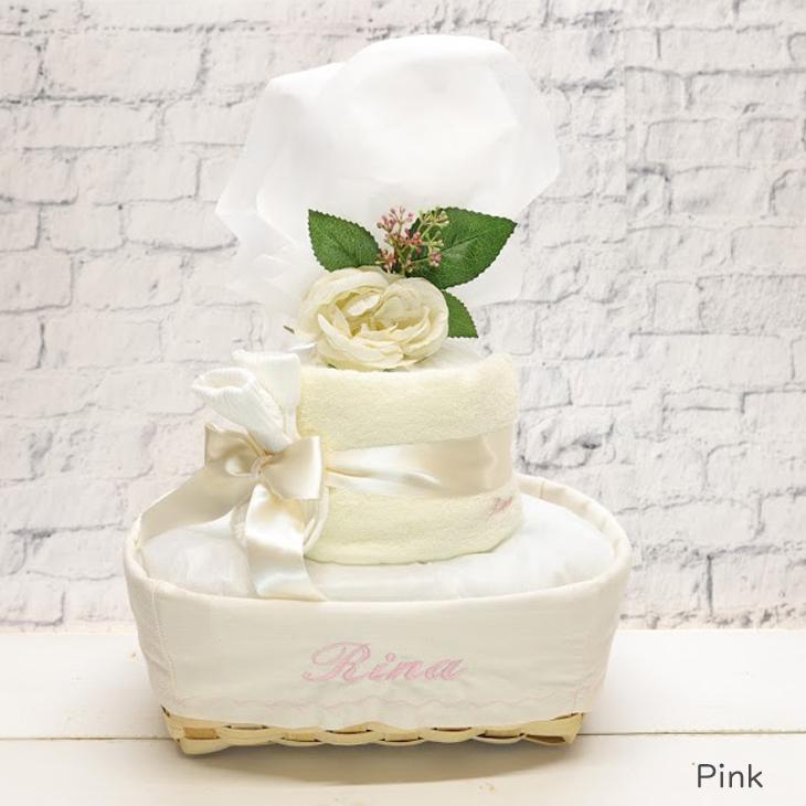 出産祝いギフトセット,ナチュラル,名入れ,ピンク