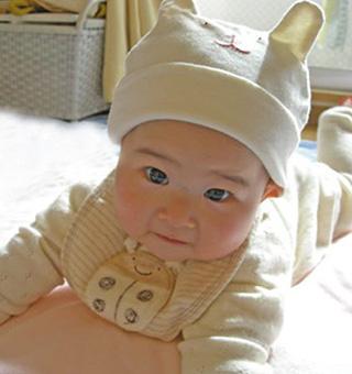 オーガニックコットン,帽子,赤ちゃん