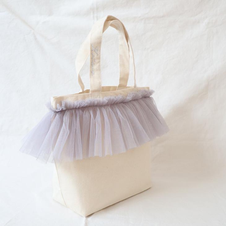 チュールトートバッグ,ママバッグ,マザーズバッグ,ランチバッグ,トートバッグ,名入れトートバッグ,出産祝い,イメージ4